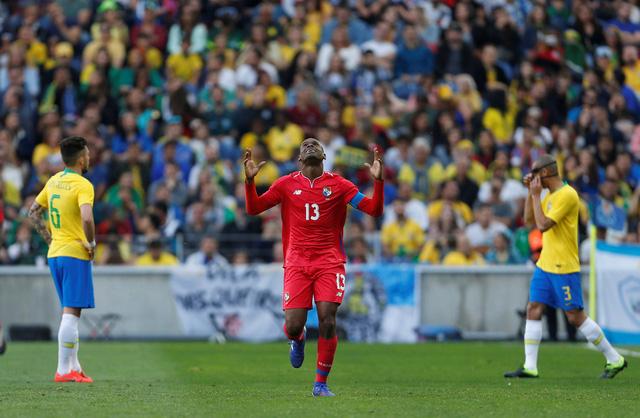 Brazil bị Panama cầm chân ở Bồ Đào Nha - Ảnh 2.