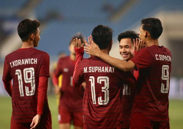 Đè bẹp U23 Brunei, Thái Lan sẵn sàng đấu Việt Nam - Ảnh 1.