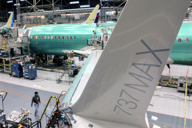 Boeing mời hơn 200 phi công, hãng hàng không để thông tin về 737 MAX - Ảnh 1.