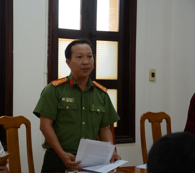 Bắt Trưởng ban Dân vận Huyện ủy Tuy Phong vì cho thuê đất sai đối tượng - Ảnh 1.