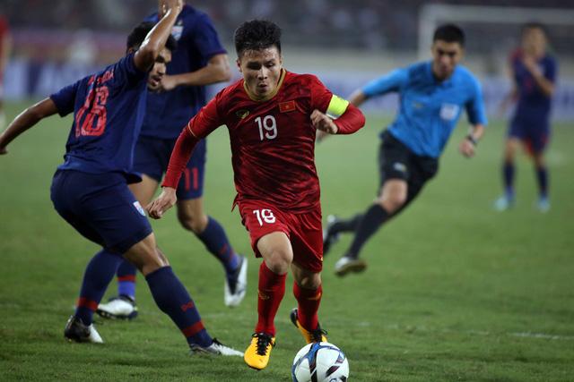 Tiền vệ Quang Hải tiếc vì U23 VN có thể thắng đậm U23 Thái Lan hơn - Ảnh 1.