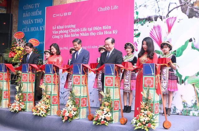 Chubb Life Việt Nam khai trương văn phòng kinh doanh tại Điện Biên - Ảnh 1.