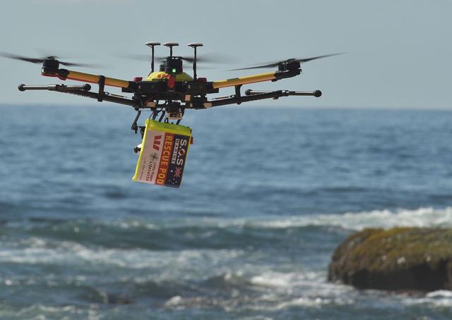Australia cấp giấy phép bay đối với thiết bị máy bay không người lái - Ảnh 1.