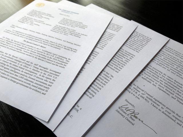 Đảng Dân chủ 'sôi sục' với báo cáo hơn 300 trang của ông Mueller - Ảnh 1.