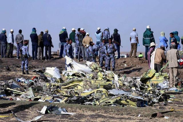 Hệ thống tự động được kích hoạt vẫn không cứu được máy bay Ethiopia - Ảnh 1.