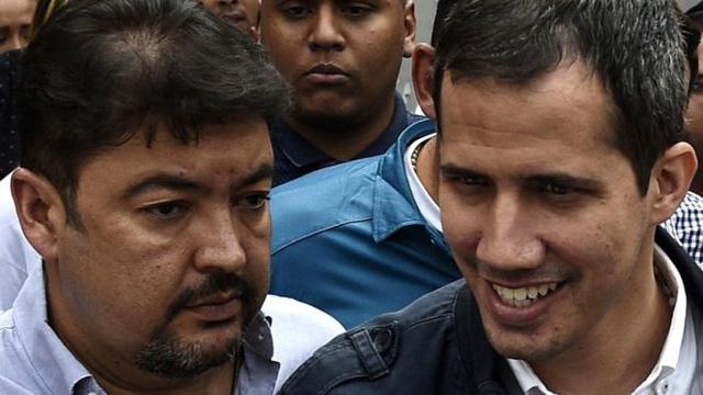 Venezuela cấm ông Juan Guaido tranh cử trong 15 năm - Ảnh 1.