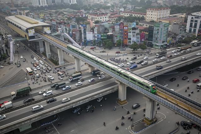 Hà Nội tính bán vé tàu Cát Linh - Hà Đông 30.000 đồng/ngày - Ảnh 1.