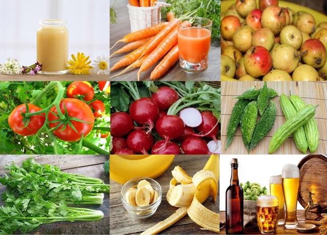 Những thực phẩm không dành cho người huyết áp thấp - Ảnh 1.