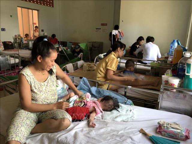 TP Hồ Chí Minh: Đà tăng của các dịch bệnh có xu hướng giảm chậm - Ảnh 1.