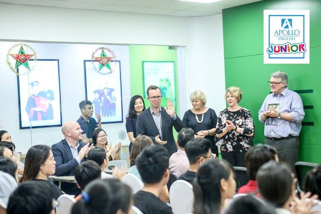 Chứng chỉ Apollo English được công nhận tại 23 trường New Zealand và Australia - Ảnh 2.
