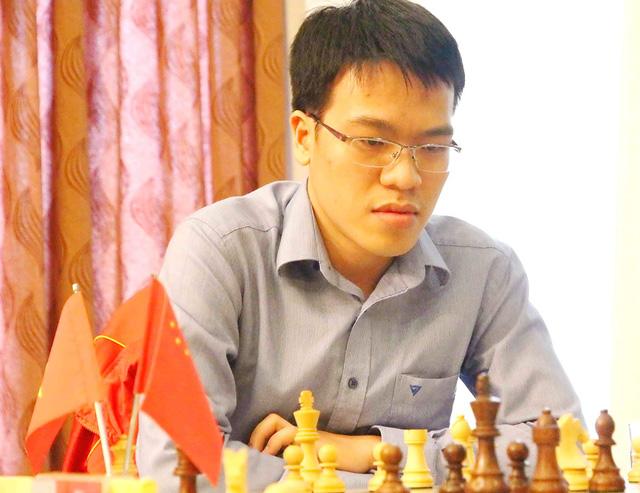 Lê Quang Liêm nhắm vào top 20 thế giới - Ảnh 1.