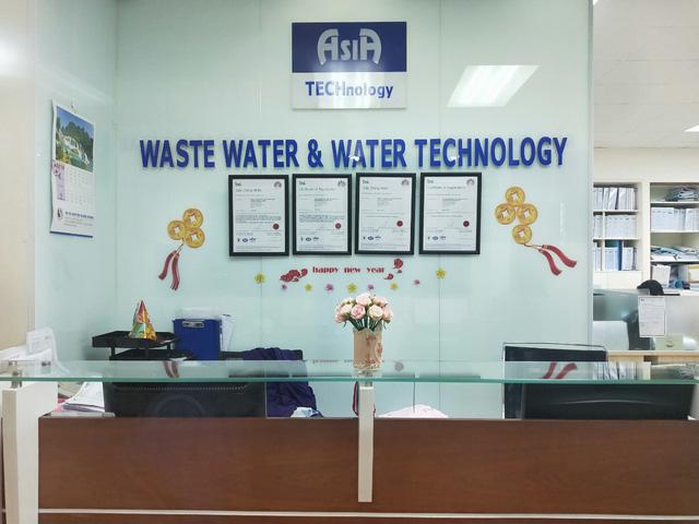 Asiatech: Công nghệ xử lý nước thải thân thiện môi trường - Ảnh 3.