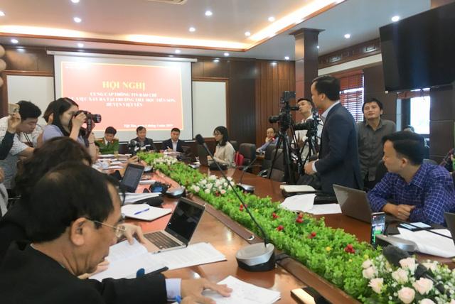Không đủ căn cứ chứng minh thầy giáo dâm ô học sinh ở Bắc Giang - Ảnh 2.