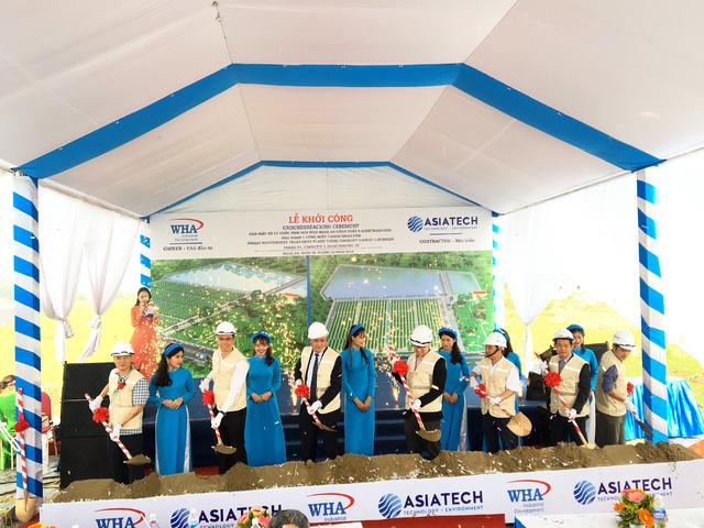 Asiatech: Công nghệ xử lý nước thải thân thiện môi trường - Ảnh 1.