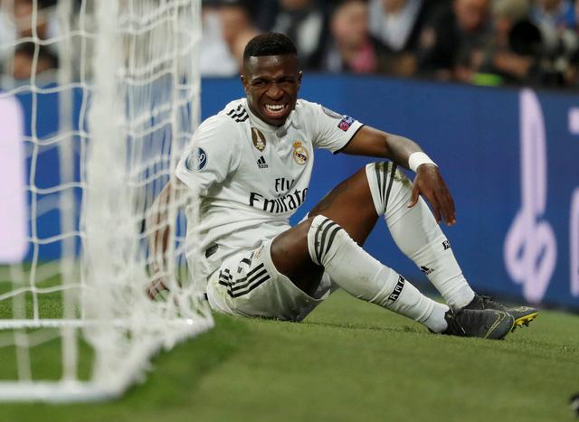 Mất Vinicius 2 tháng, Real Madrid càng thêm khó khăn - Ảnh 1.