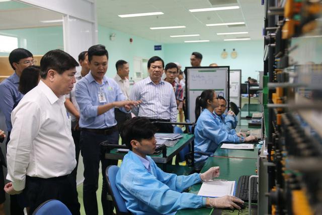 TP.HCM ứng dụng và làm chủ công nghệ cao - Ảnh 1.
