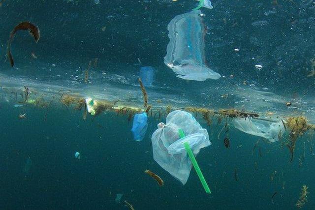 Thái Lan quyết cắt giảm một nửa rác đại dương - Ảnh 1.
