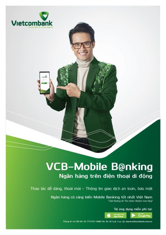 Gửi quà, quản lý tài khoản dễ dàng với VCB-Mobile B@nking - Ảnh 4.