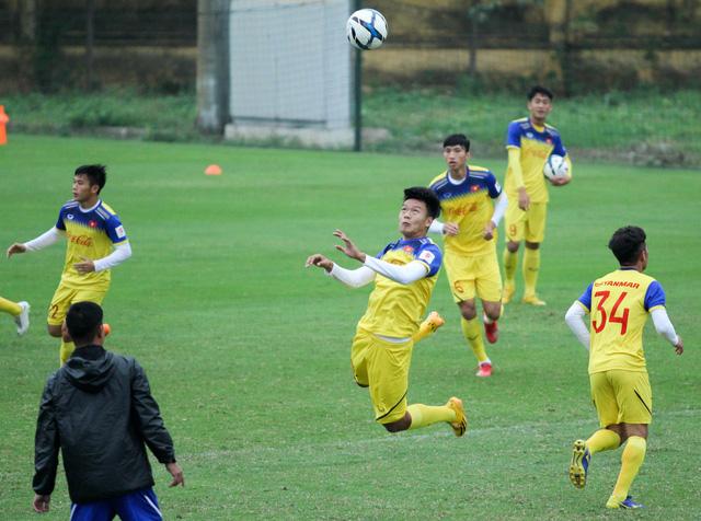 Cạnh tranh rất lớn ở tuyển U-23 Việt Nam - Ảnh 1.