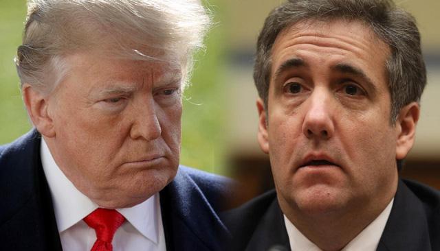 Cựu luật sư Cohen kiện, đòi tập đoàn Trump trả nợ 3,8 triệu USD - Ảnh 1.