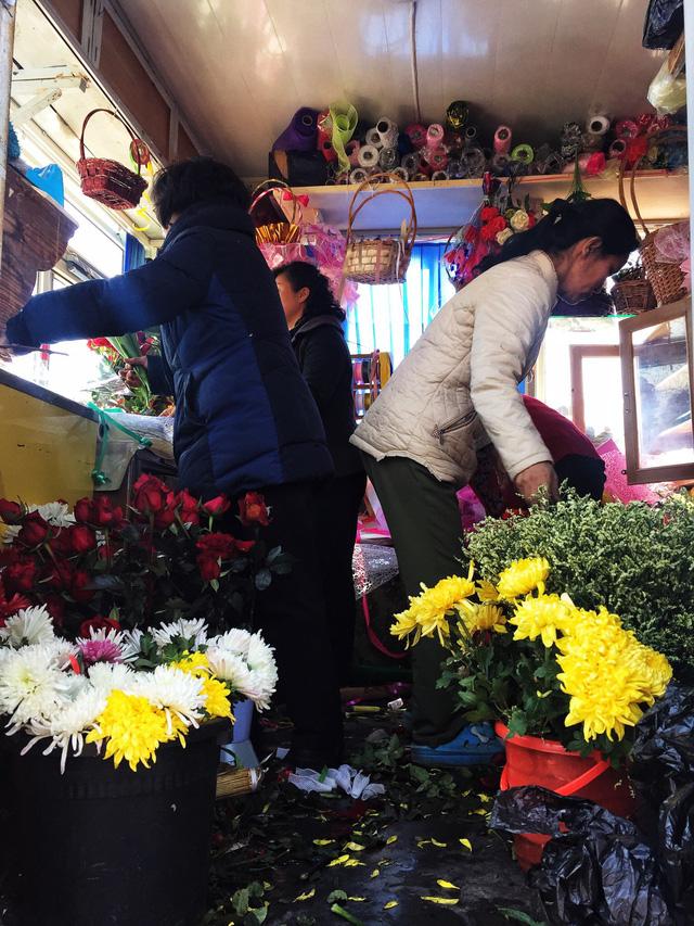 Chùm ảnh không khí ngày Quốc tế Phụ nữ tại Bình Nhưỡng - Ảnh 2.