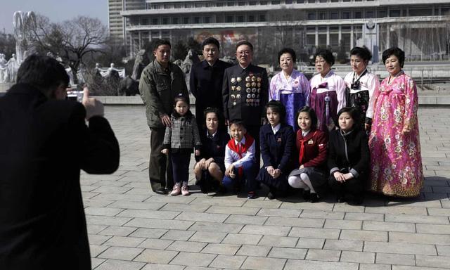 Chùm ảnh không khí ngày Quốc tế Phụ nữ tại Bình Nhưỡng - Ảnh 4.