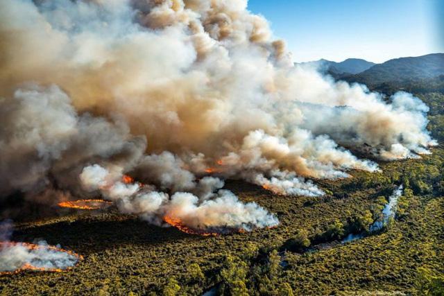 Mùa hè rực lửa ở Úc phá... 206 kỷ lục - Ảnh 2.