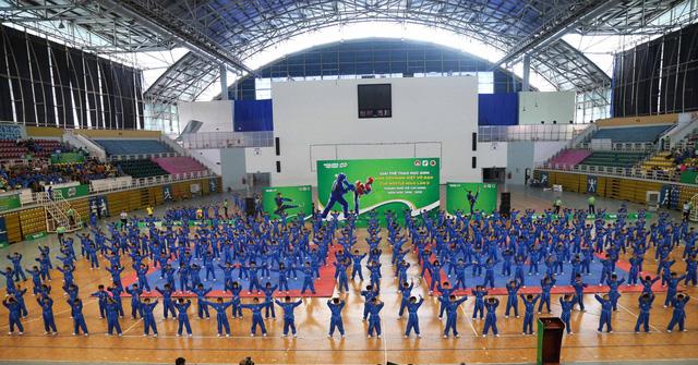 1.963 võ sinh tranh Giải vovinam học sinh TP.HCM 2019 - Ảnh 3.