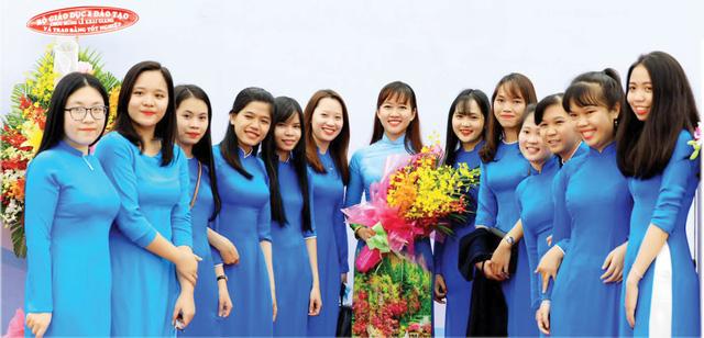 Đại học Gia Định - nơi phát triển tài năng - Ảnh 1.
