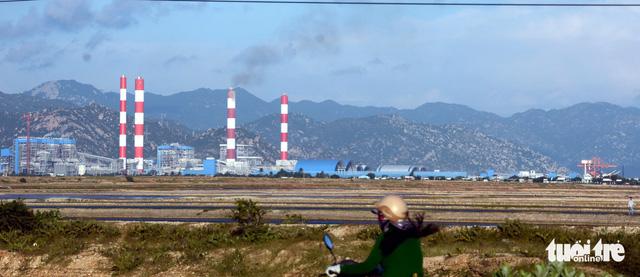 Nhiệt điện Vĩnh Tân 1 xả nước ra biển khi chưa được cấp phép - Ảnh 5.