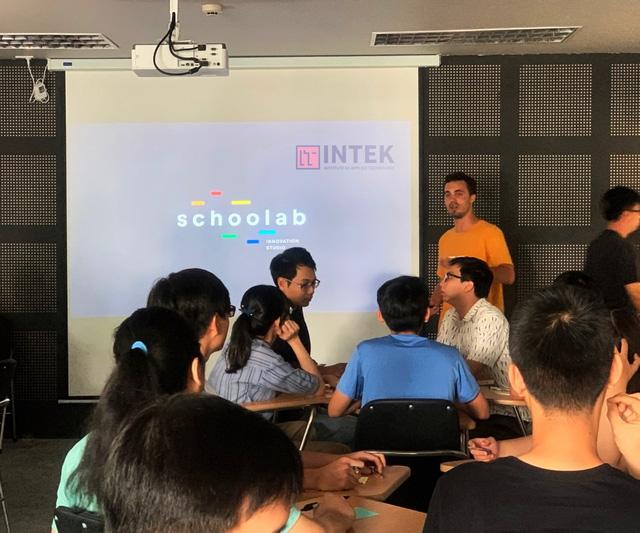 Starter by Schoolab@INTEK: Dạy bạn khởi nghiệp - đồng hành thành công! - Ảnh 1.
