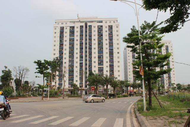 Hà Nội hàng trăm dự án bất động sản lớn xây không phép, sai phép - Ảnh 1.