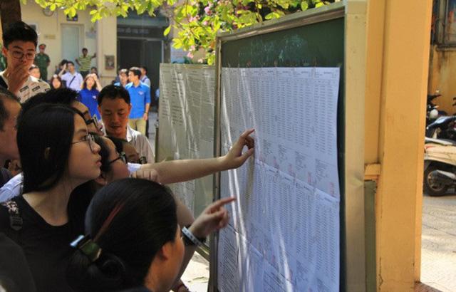 12 khu vực tuyển sinh vào lớp 10 tại Hà Nội năm 2019-2020 - Ảnh 1.