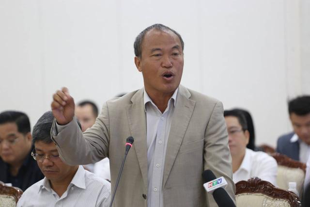 Gặp Bí thư Nguyễn Thiện Nhân, Quốc Cường Gia Lai than phiền về 12 dự án ách tắc - Ảnh 3.