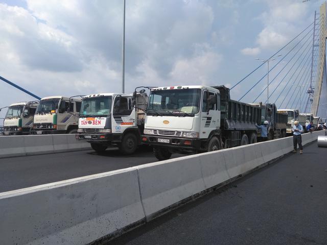 Đầu tháng 6 thông xe cầu Vàm Cống nối Đồng Tháp - Cần Thơ - Ảnh 1.