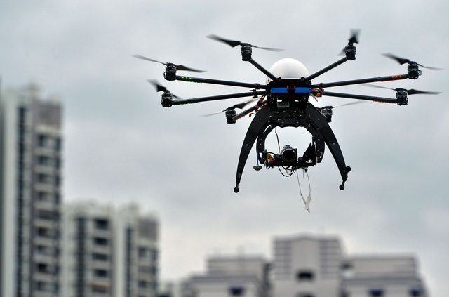 Cảnh sát Singapore triển khai các công nghệ siêu ngầu - Ảnh 1.