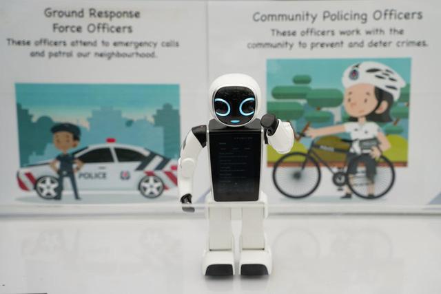 Cảnh sát Singapore triển khai các công nghệ siêu ngầu - Ảnh 3.