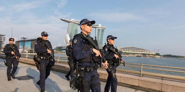Cảnh sát Singapore triển khai các công nghệ siêu ngầu - Ảnh 2.