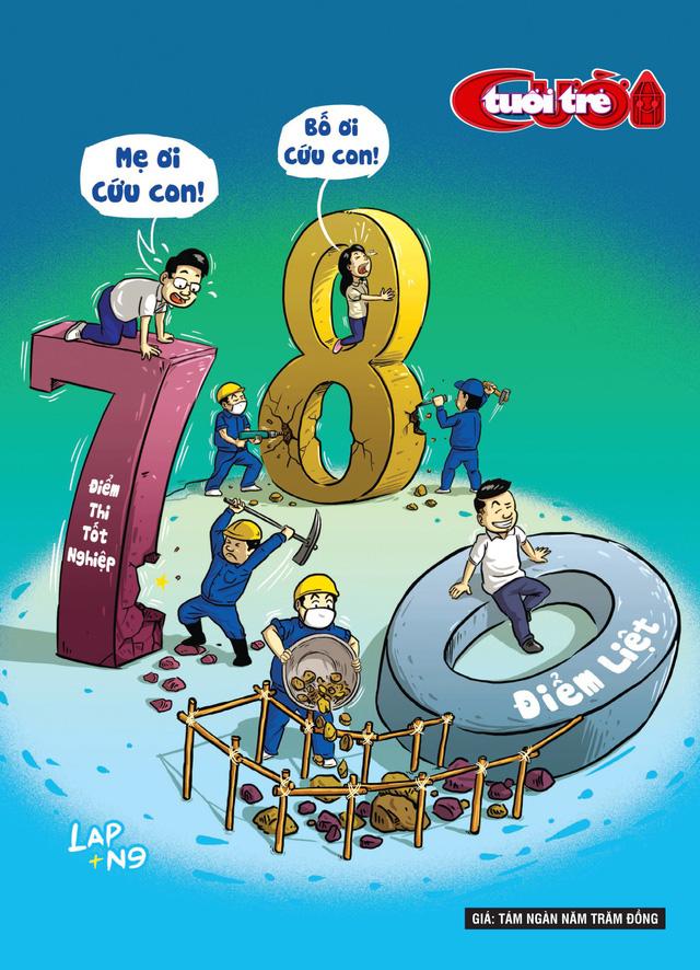 Hôm nay phát hành Tuổi Trẻ Cười số ra 15-4-2019 - Ảnh 2.