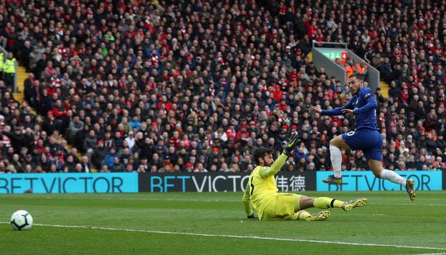 Salah lập siêu phẩm, Liverpool hạ Chelsea trở lại đỉnh bảng - Ảnh 3.