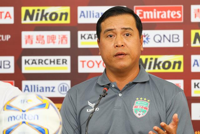 Tiền đạo U23 VN Tiến Linh có thể ra sân trong trận B.Bình Dương - Shan United - Ảnh 2.
