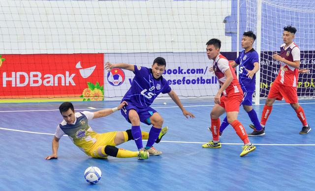 Không bất ngờ ở ngày khai mạc Giải futsal quốc gia 2019 - Ảnh 2.