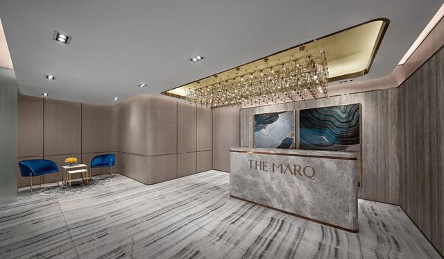Hongkong Land ra mắt khu nhà mẫu The Marq tại TP.HCM - Ảnh 1.