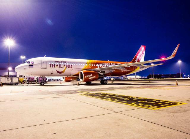 Vietjet nói gì khi máy bay Thai Vietjet đi Đà Lạt quay đầu hạ cánh Bangkok - Ảnh 1.