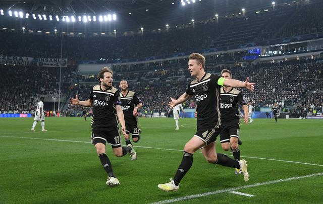 Thua ngược Ajax, Ronaldo và đồng đội dừng bước ở tứ kết - Ảnh 3.