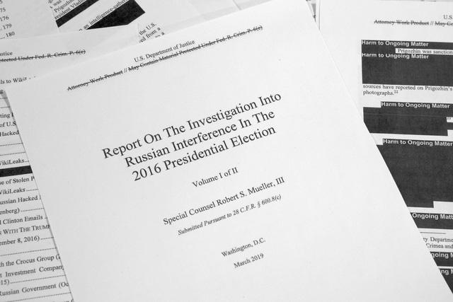 Báo cáo 448 trang của Mueller sắp in thành sách, giá bán từ 10-15 USD - Ảnh 1.