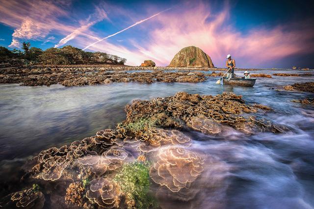 'Biển, đảo quê hương' giữa lòng cố đô Hoa Lư - Ảnh 13.