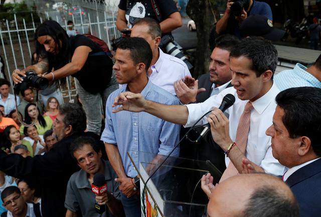 Gia tăng căng thẳng tại Venezuela - Ảnh 1.