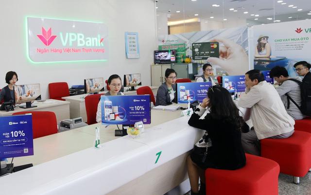 Quý 1-2019, doanh thu VPBank đạt hơn 7.900 tỉ đồng - Ảnh 1.