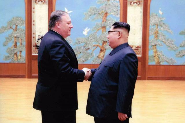 Triều Tiên phản đối, Ngoại trưởng Mỹ vẫn chủ trì đàm phán hạt nhân - Ảnh 1.